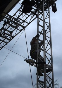 make-a-living-as-a-sound-engineer-part-one-how-to-get-paid-climbing-truss
