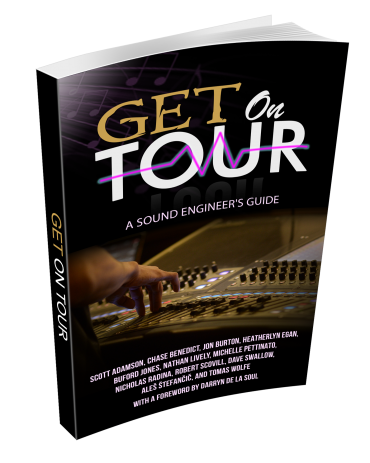 get on tour 3D